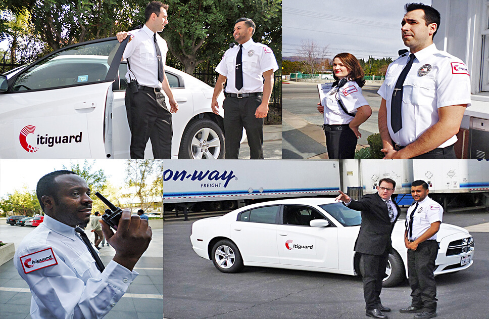 Citiguard advantage! Trained Security Guards, Vehicle Patrol, Security Alarm